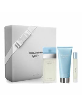 Dolce & Gabbana Light Blue edt pack