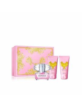 Versace Bright Crystal edt set