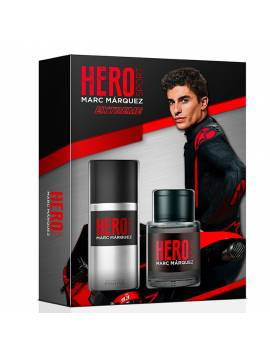 Marc Márquez Hero Sport Extreme Set 2 pz edt