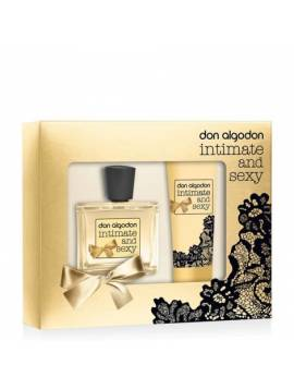 Don Algodón Intimate And Sexy edt Lote