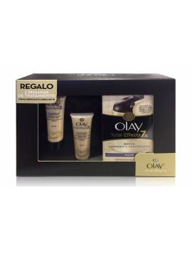 Olay Total Effects Crema Noche 7 en 1 set