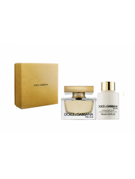 Dolce & Gabbana The One edt pack