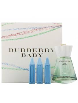 Burberry Baby Touch Sin Alcohol Set