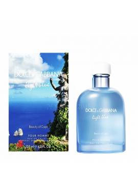 Dolce & Gabbana LIGHT BLUE BEAUTY OF CAPRI MEN edt