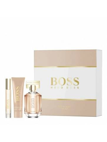 Hugo Boss The Scent for Her edp set 3 piezas