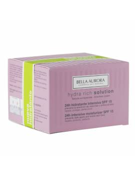 Bella Aurora Hydra Rich Solution SPF 15 crema