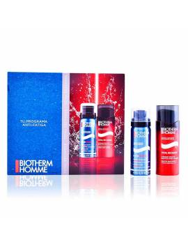 Biotherm Homme Total Recharge Gel Cream pack