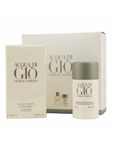 Lote Armani ACQUA DI GIO MEN