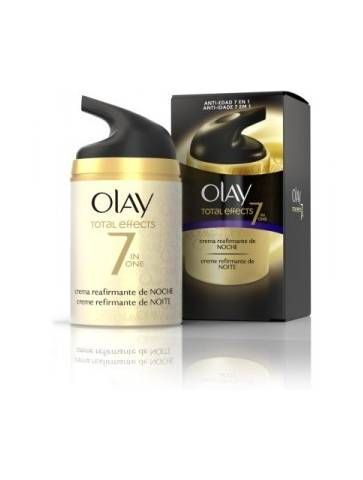 Olay Total Effects Crema Reafirmante de Noche