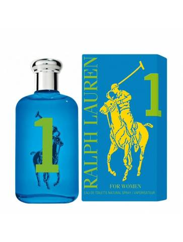 Ralph Lauren BIG PONY WOMEN 1 BLUE EDT