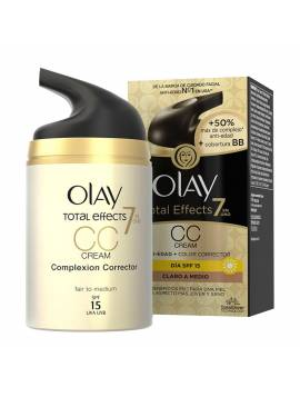 Olay TOTAL EFFECTS CC CLARO