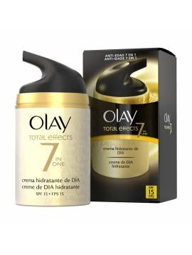Olay TOTAL EFFECTS CREMA DE DÍA SPF 15