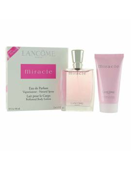 Lancome MIRACLE edp Lote 2 pz