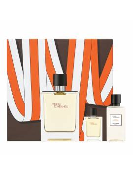 Hermes TERRE edt Lote 3 pz