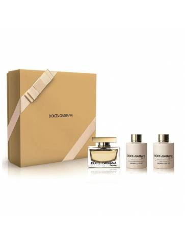 Dolce & Gabbana THE ONE edp Lote 3 pz