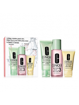 Clinique 3 Steps Intro Skin Type III pack