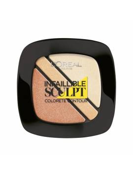 L'Oréal Colorete Trio nº 102