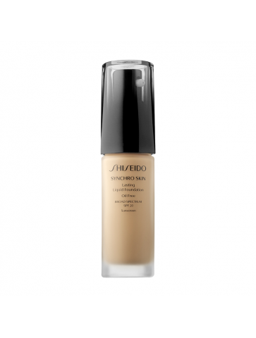 Shiseido Synchro Lasting Foundation Neutral 4