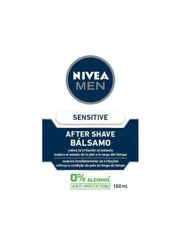 Nivea Bálsamo After Shave Sensitive
