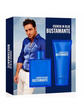 David Bustamante Esencia In Blue edt pack