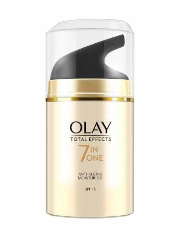Olay Total Effects Crema 7 en 1Día SPF 16