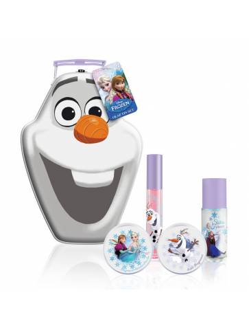 Frozen Metálico Olaf pack