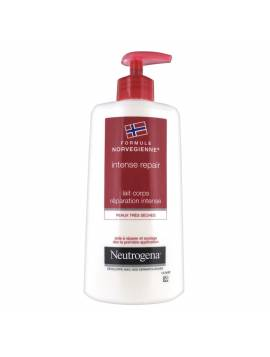Neutrogena body milk intense