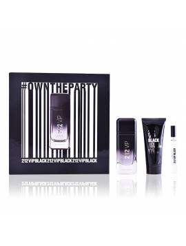 Carolina Herrera 212 Vip Black edp pack
