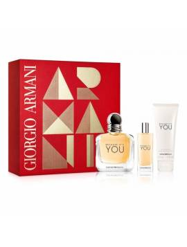 Armani Because It's You edp pack