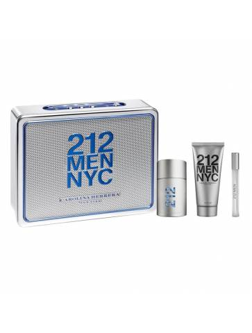 Carolina Herrera 212 Men pack