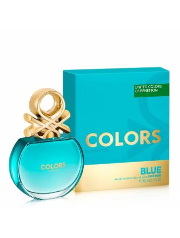 Benetton Colors Blue